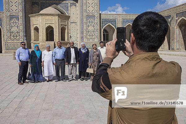 Uzbekistan  Bukhara  portrait