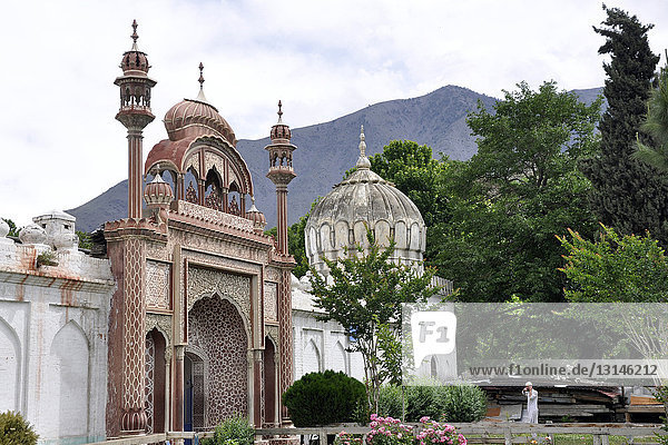 Pakistan  Chitral mosque
