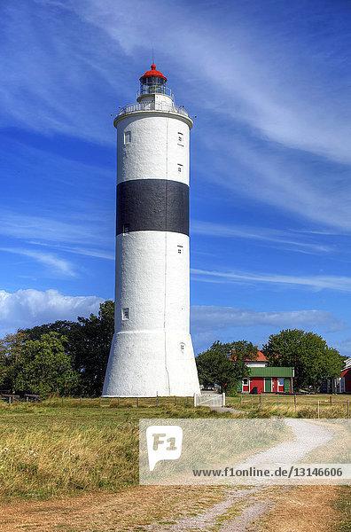 Leuchtturm, Ottenby, Öland, Götaland, Schweden, Europa