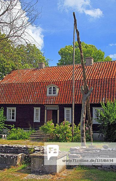 Bauernhaus, Himmelsberga, Öland, Götaland, Schweden, Europa