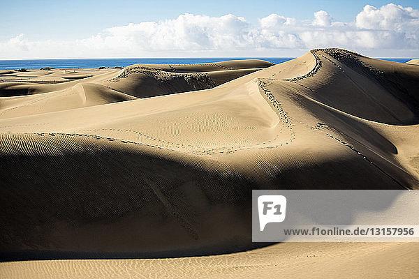 Dunes of Maspalomas  Gran Canaria  Canary Islands Dunes of Maspalomas, Gran Canaria, Canary Islands
