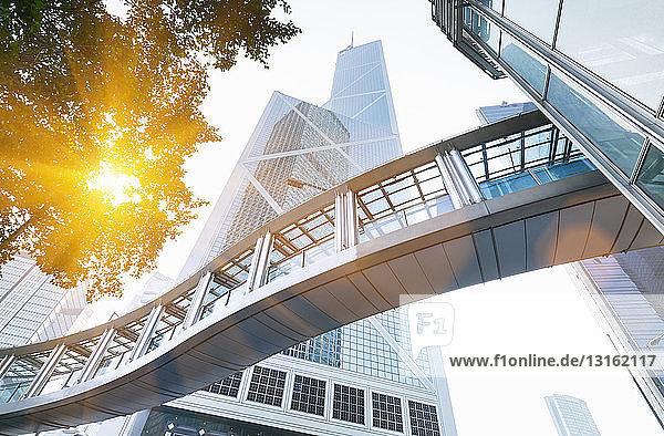 Architektur,Asien,Außenaufnahme,Außenaufnahme von Gebäude,Außenaufnahmen von Gebäuden,Bankenviertel