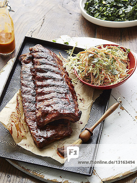 Southern Baby Back Ribs