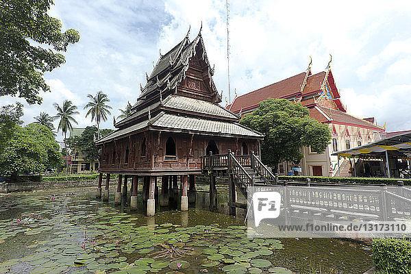 Thailand  Ubon Ratchathani  Wat Thung Sri Muang