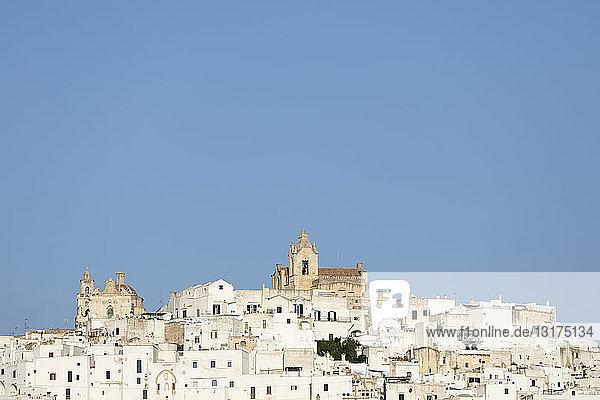 Italien  Apulien  Ostuni
