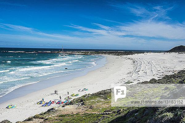 Südafrika  Strand von Witsand