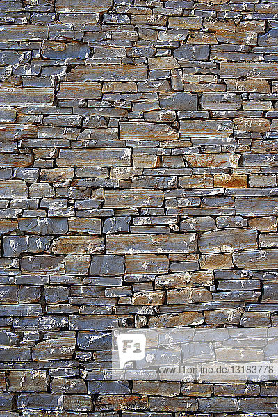Steinwand  Vollrahmen