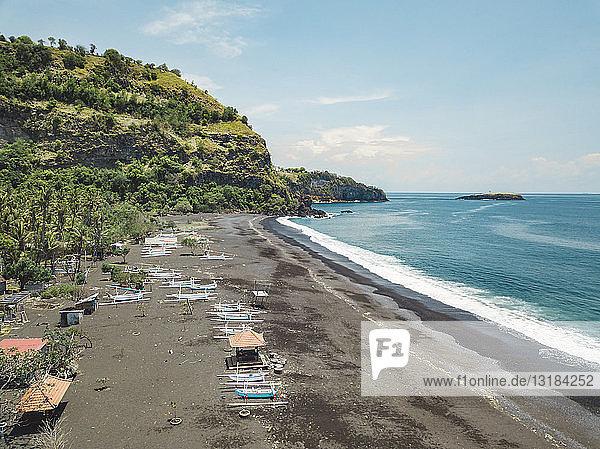 am Tag,Asien,Auslegerboot,Außenaufnahme,Bali,Bali Island