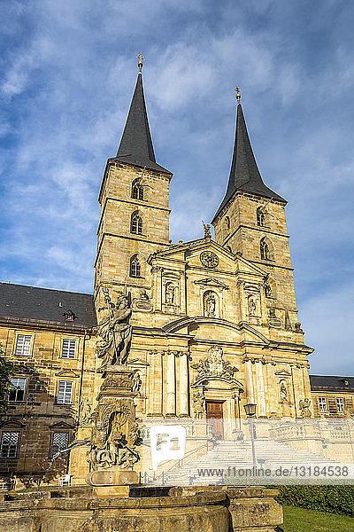 Deutschland  Bayern  Bamberg  Bamberger Dom