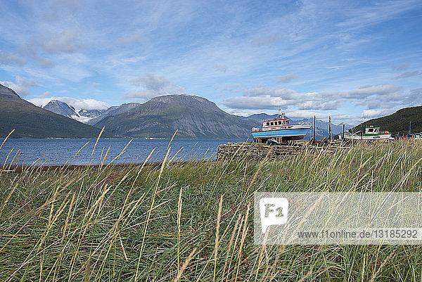 Norwegen  Skibotn