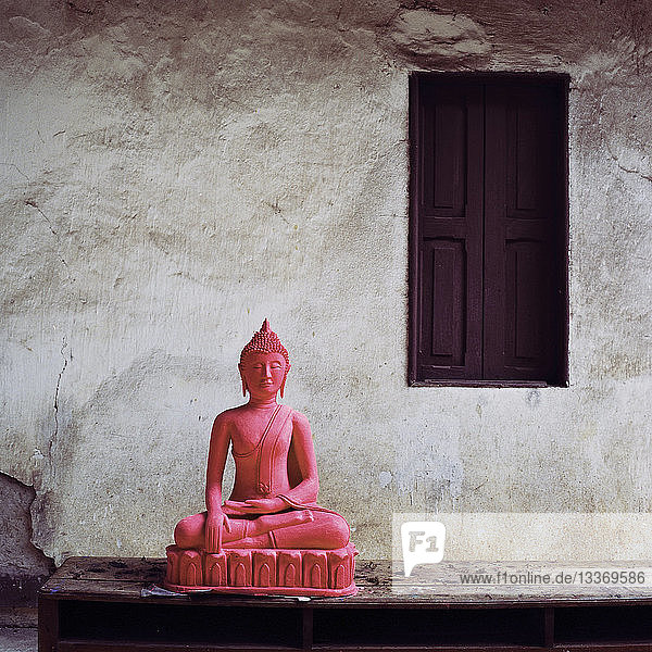 Pink Buddha by shutters