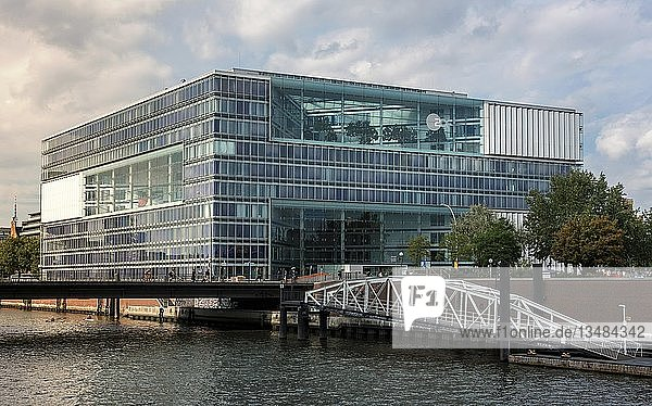 ZDF-Studio  Hamburg  Deutschland  Europa