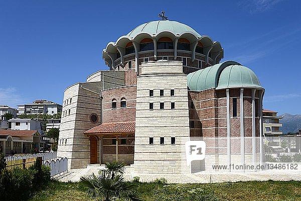 Metropolia e Shenjte  Orthodoxe Kirche  Gjirokastra  Albanien  Europa