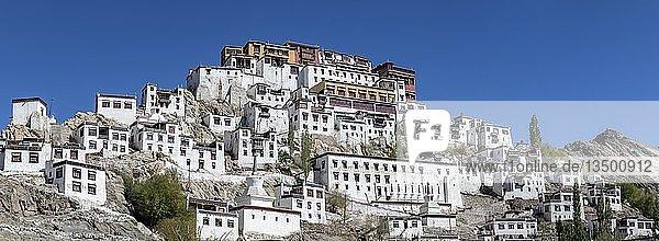 Thiksey Kloster  Ladakh  Kaschmir  Indien  Asien