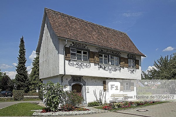 Das Gartenhaus  Isny  Allgäu  Baden-Württemberg  Deutschland  Europa