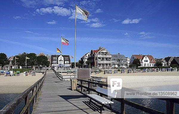 Wyk  Nordseeinsel Föhr  Schleswig-Holstein  Deutschland  Europa