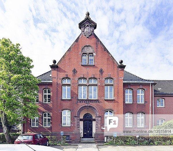 Amtsgericht  Bremervörde  Niedersachsen  Deutschland  Europa