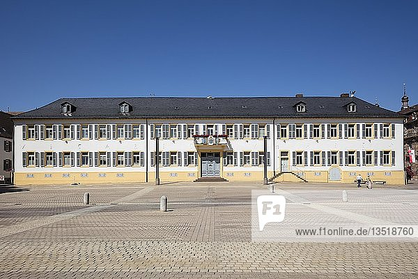 Bischöfliches Palais  Domplatz  Speyer  Rheinland-Pfalz  Deutschland  Europa