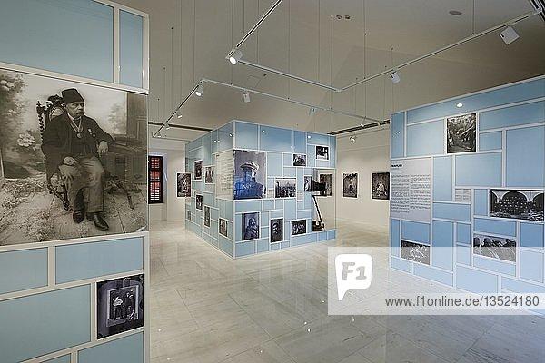 Marubi-Museum  Fotografie-Museum  Shkodra  Shkodër  Qark Shkodra  Albanien  Europa