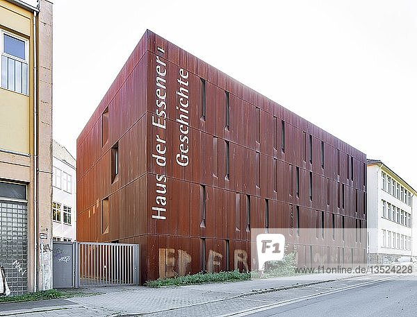 Haus der Geschichte  Magazin des Stadtarchivs  Essen  Ruhrgebiet  Nordrhein-Westfalen  Deutschland  Europa