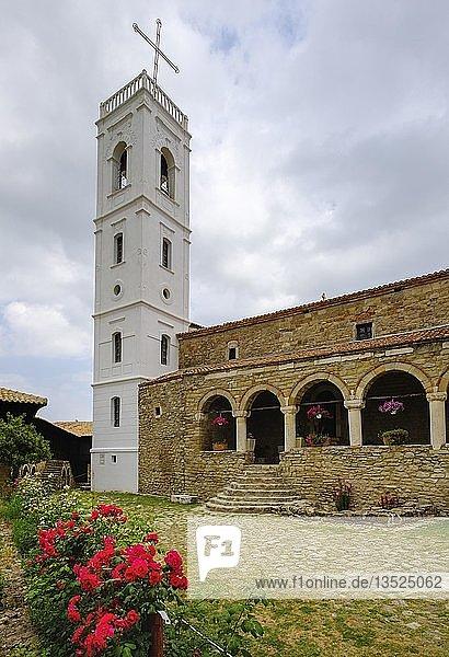 Marienkirche  orthodoxes Kloster Ardenica  Qark Fier  Albanien  Europa