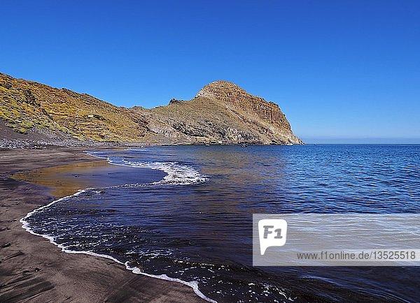 Antequera-Strand  Anaga Rural Park  Teneriffa-Insel  Kanarische Inseln  Spanien  Europa