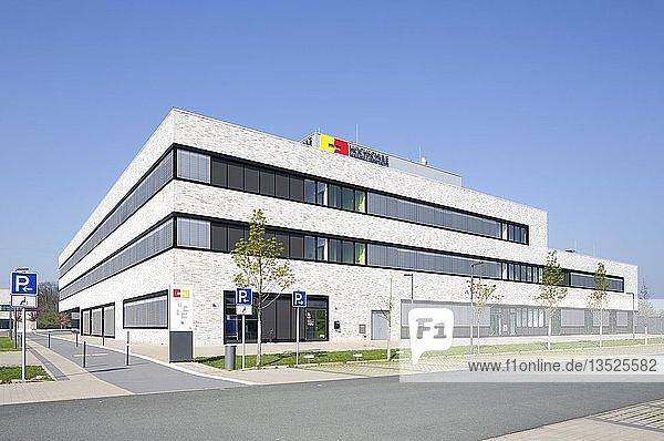 Campus Lippstadt der Hochschule Hamm-Lippstadt  Lippstadt  Ostwestfalen  Nordrhein-Westfalen  Deutschland  Europa