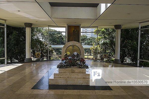 Mausoleum des ehemaligen Präsidenten Banda  Lilongwe  Malawi  Afrika
