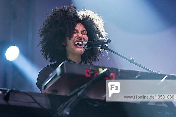 The French-Cuban music duo Ibeyi  which consists of the twin sisters Lisa-Kaindé and Naomi Díaz  will perform live at the Blue Balls Festival in Lucerne  Switzerland.