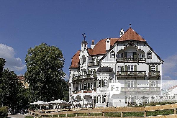 Museum der bayerischen Könige  Hohenschwangau  Allgäu  Bayern  Deutschland  Europa