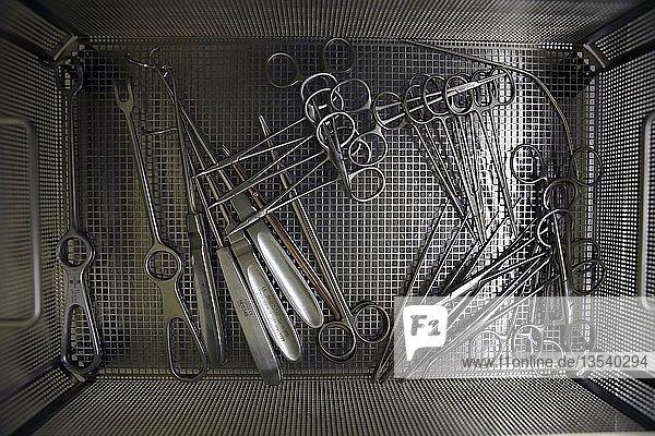 Chirurgische Instrumente  Tschechien  Europa