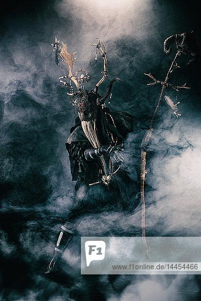 Nordic shaman