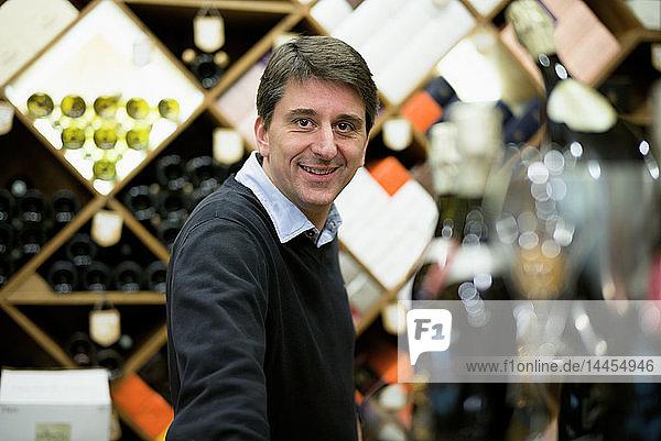 Aux caves de la Cote d'Or  wine shop based in Melun  Seine et Marne  France
