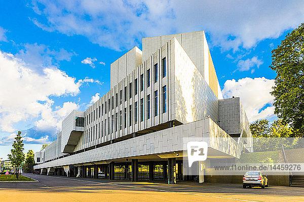 Finlandia Hall  Helsinki  Uusimaa  Finland  Scandinavia