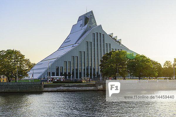 National Library  Riga  Latvia