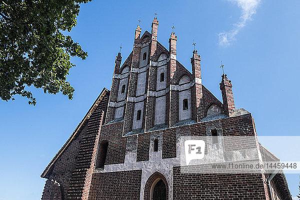 Malbork Castle  UNESCO World Heritage Site  Malbork  Poland