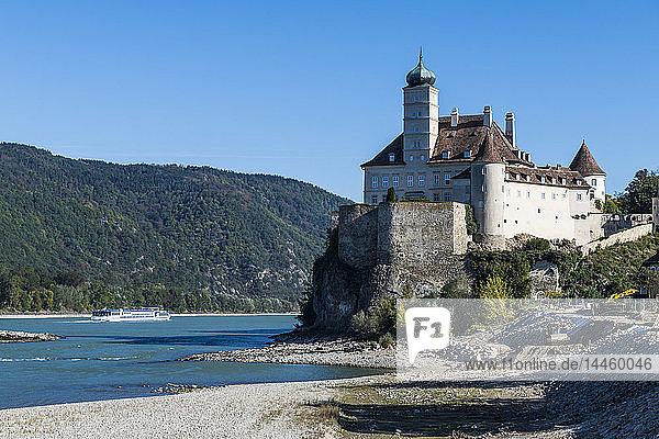 Castle Schonbuhel  Wachau  UNESCO World Heritage Site  Austria