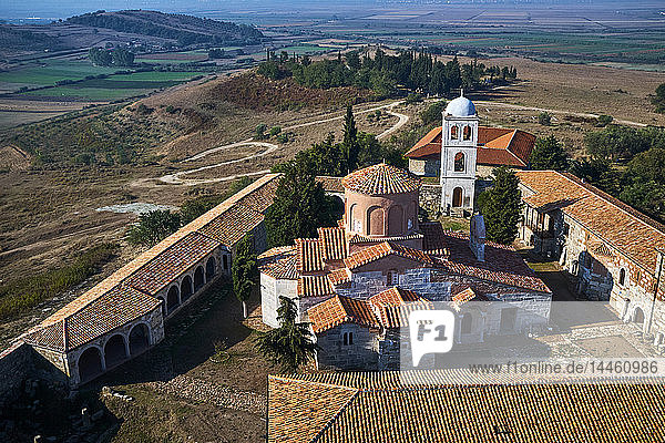 Church of St. Mary  Appollonia  Fier Province  Albania
