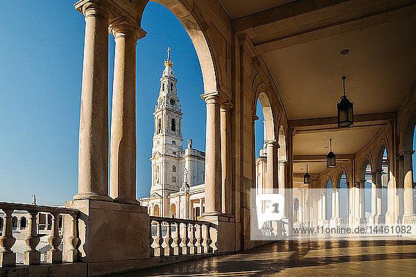 The Sanctuary of Fatima (Basilica of Our Lady of Fatima)  Portugal