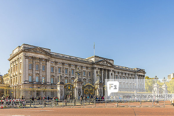 Buckingham Palace  London  England