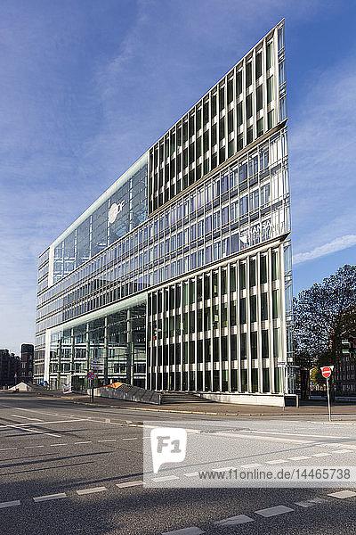 Germany  Hamburg  ZDF studio