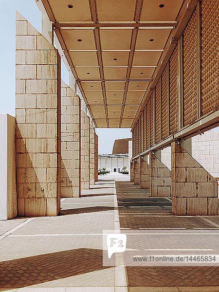 Bahrain  Manama  National Museum  Modern Architecture