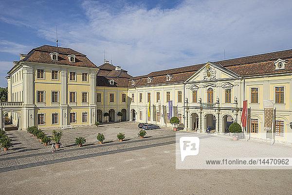 Germany  Baden-Wuerttemberg  Ludwigsburg  Ludwigsburg Palace