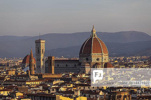 Italien  Florenz  Dom von Florenz