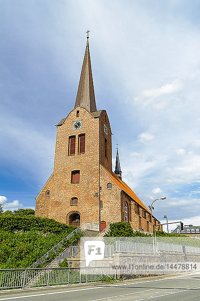 Dänemark  Jütland  Sonderborg  Kirche