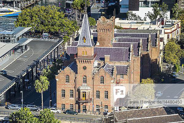 Australien  New South Wales  Sydney  Geschäftsbezirk