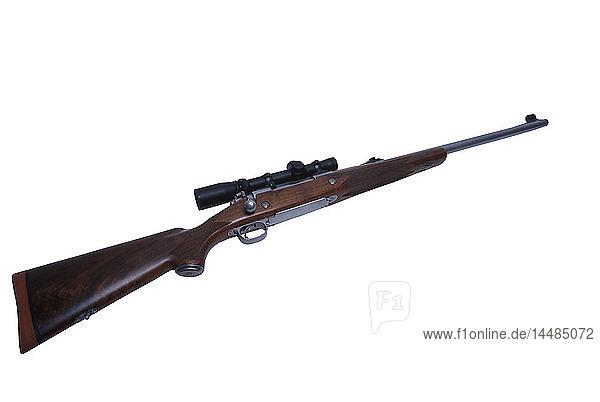 Winchester Model 70 Rifle