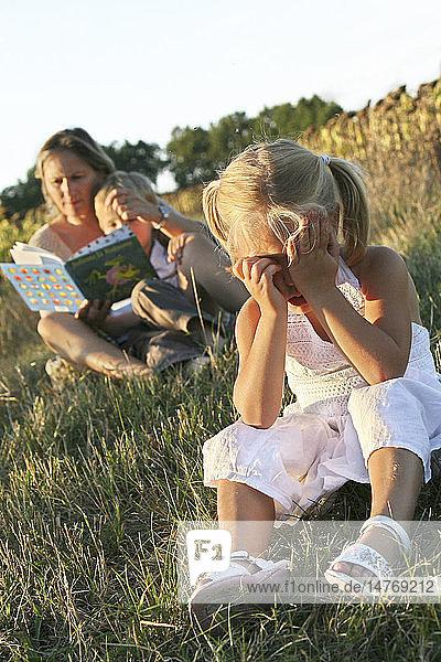 CHILD JEALOUSY