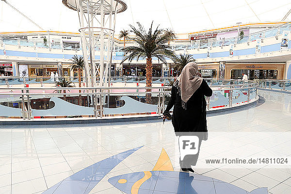 Marina Mall  Abu Dhabi  United Arab Emirates.