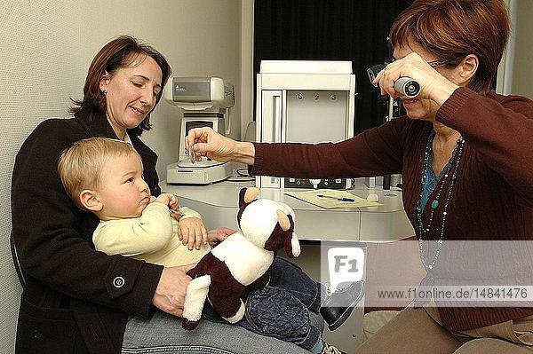 OPHTHALMOLOGY  CHILD